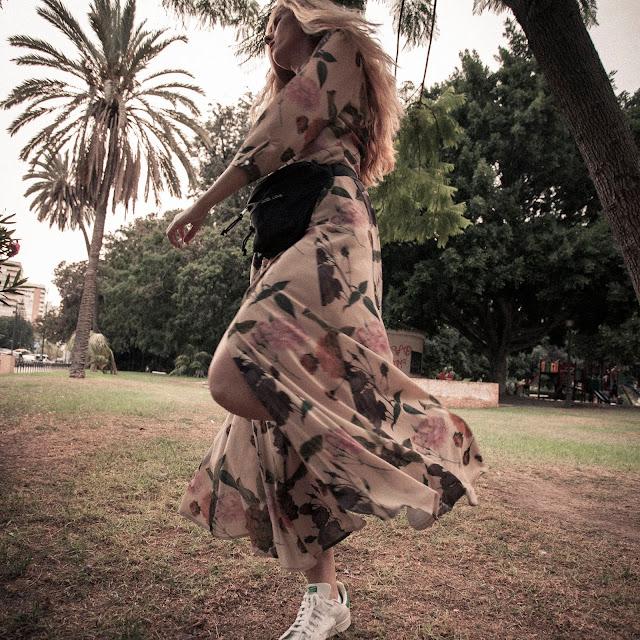 Take a horse, bloguera de moda Málaga