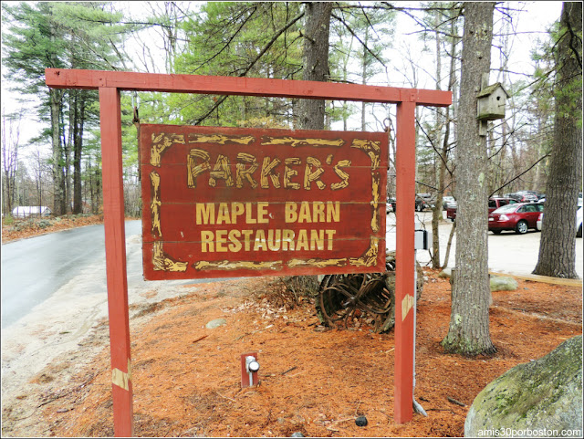 Parker`s Maple Barn