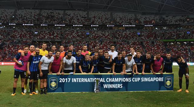 Inter Juara ICC 2017