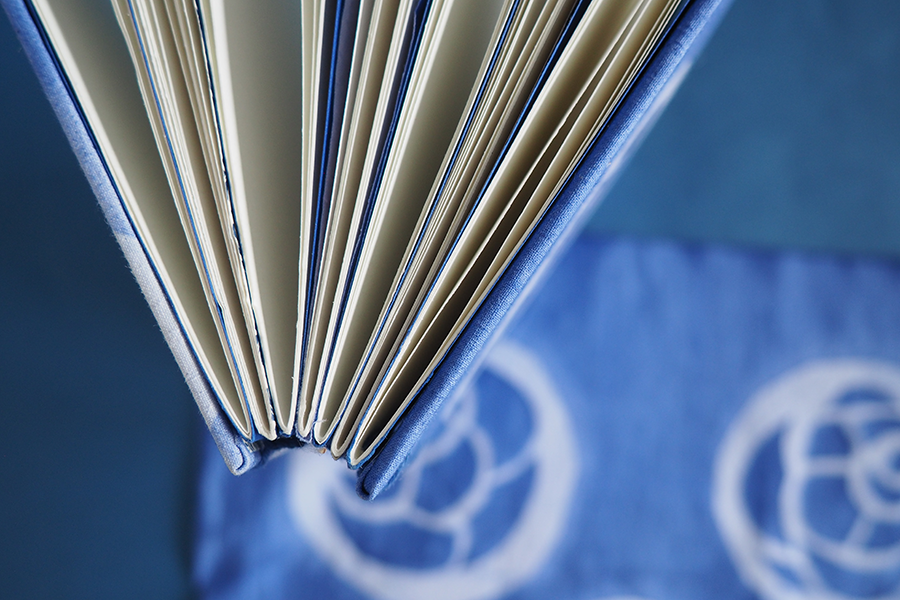 Blaues Sommerbuch ©Müllerin Art