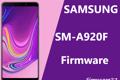 Firmware SAMSUNG A9 SM-A920F Binary Update