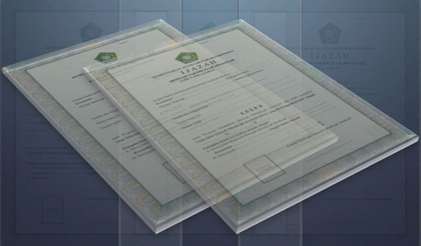 Download Pedoman, Petunjuk, Contoh Pengisian Ijazah Madrasah Diniyah