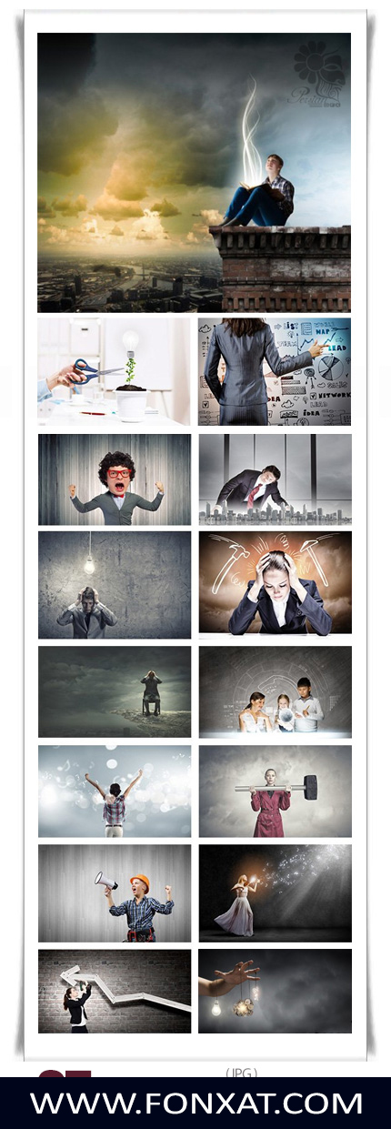 Download image quality and creative concept