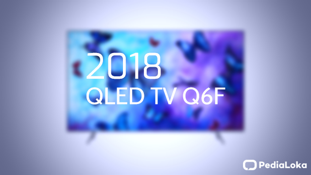 Samsung QLED Q6F 4K Smart TV