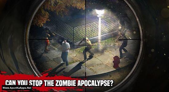 zombie hunter apocalypse hack mod apk