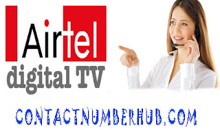 Airtel Digital TV Customer Care Number images