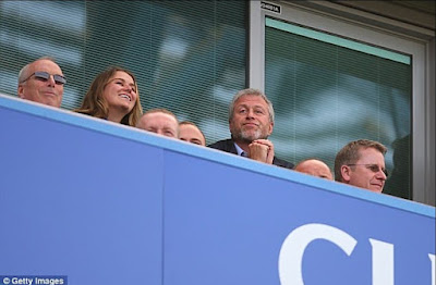 Wittysports - Chelsea Owner Roman Abramovich Puts Club Up For Sale For £2 Billion