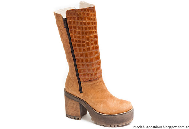 Moda invierno 2016 Traza Calzados. Moda invierno 2016. Moda zapatos y botas 2016.