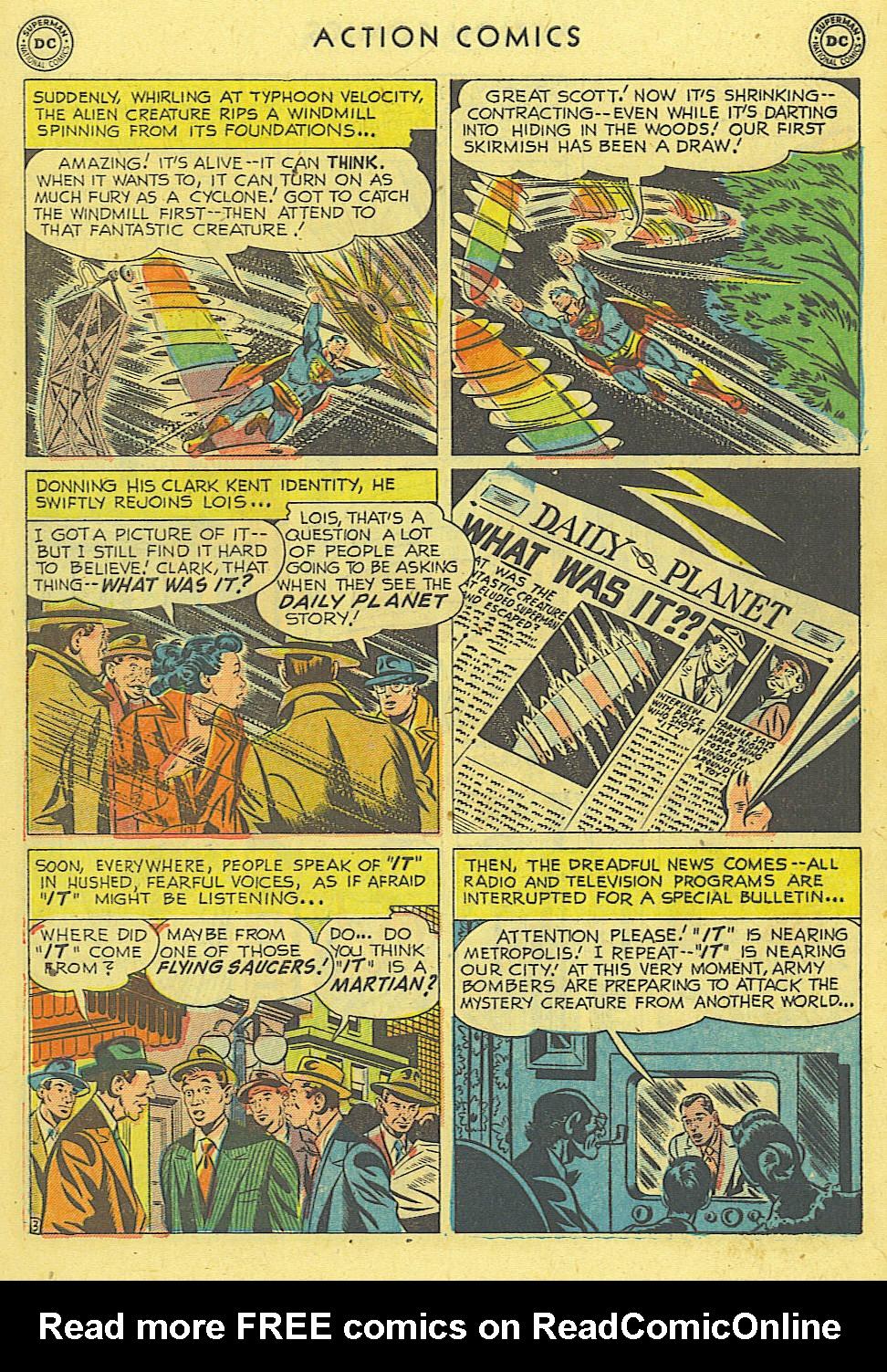 Action Comics (1938) 162 Page 3