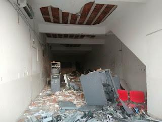 Duas agências bancárias são explodidas em Coremas, na Paraíba