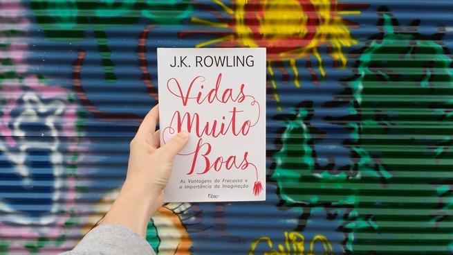Vidas Muito Boas | J. K. Rowling