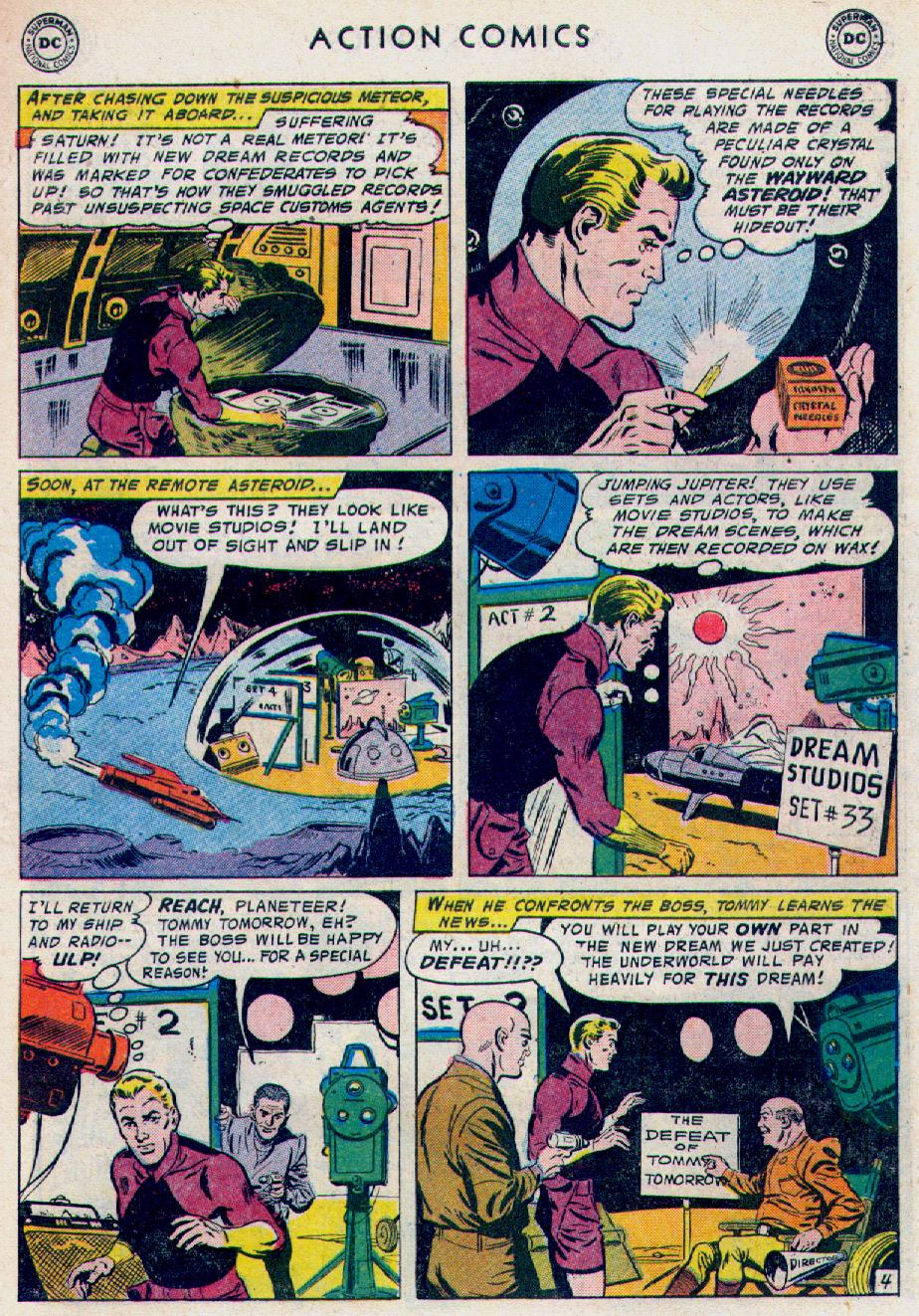 Read online Action Comics (1938) comic -  Issue #228 - 31
