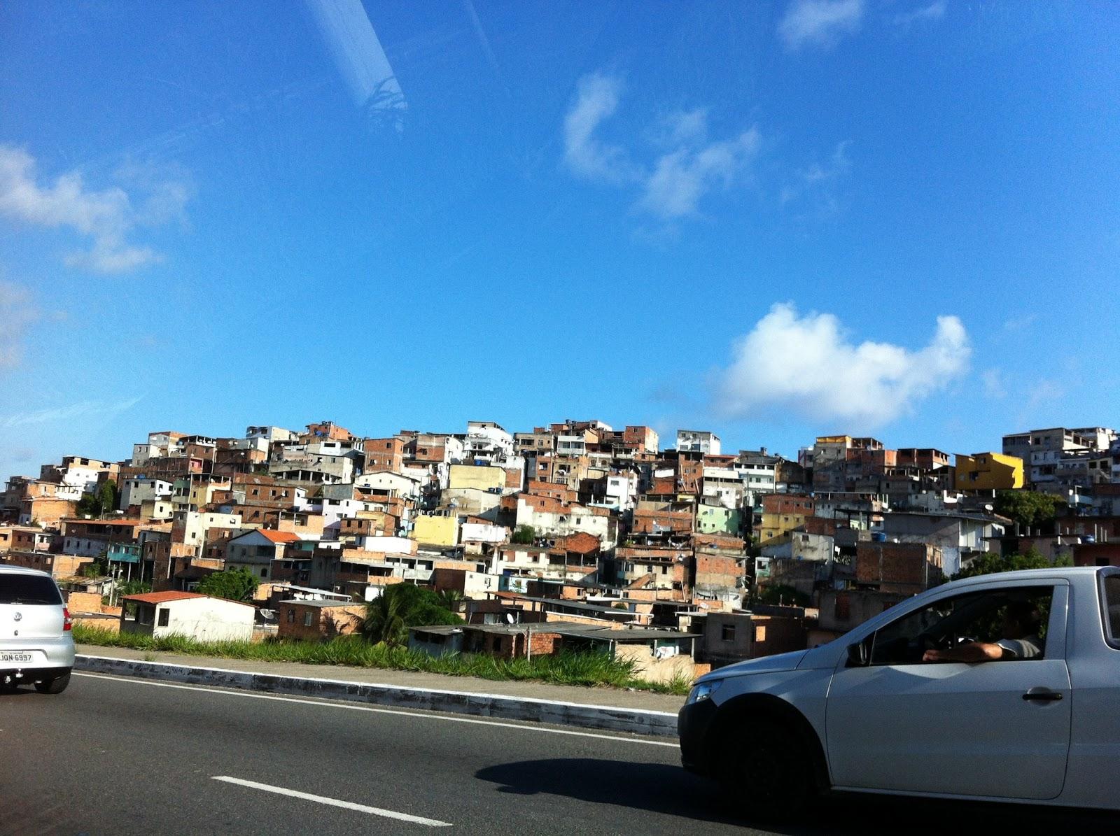 bairro de Salvador