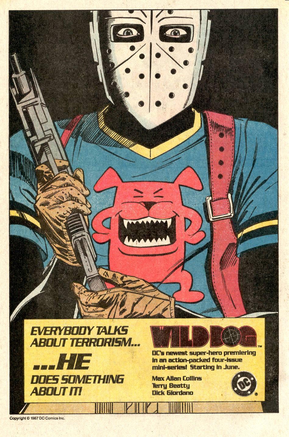 Read online Secret Origins (1986) comic -  Issue # _Annual 1 - 35