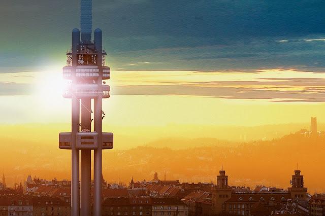 Torre Zizkov, Praga