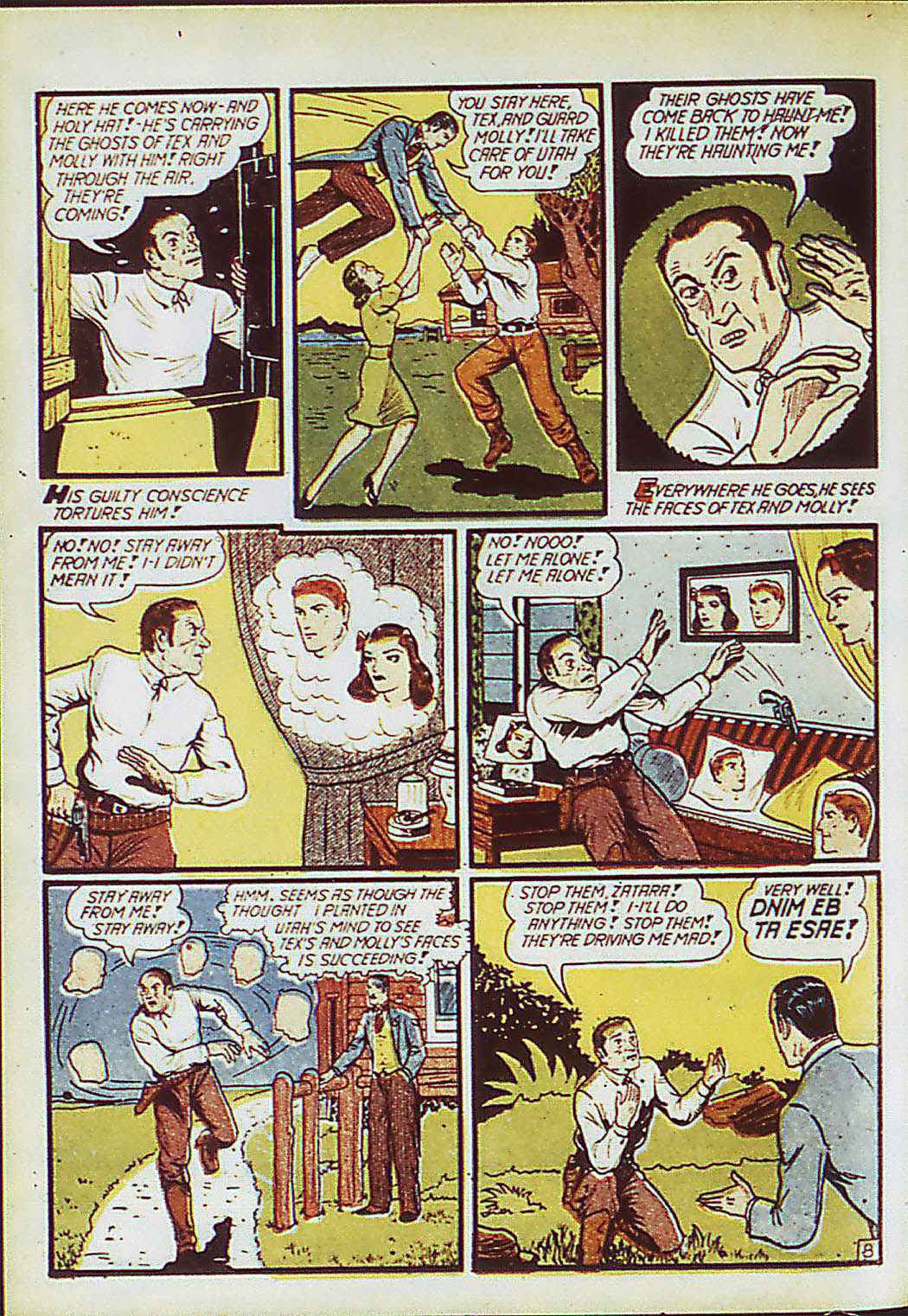 Read online Action Comics (1938) comic -  Issue #41 - 65