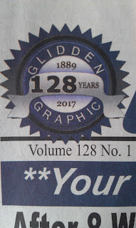Glidden Graphic newspaper, news, current events, media
