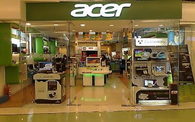 service center acer Resmi