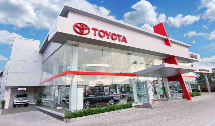 Beli Mobil di Toyota Juanda