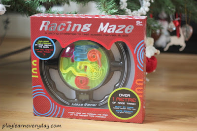 racing maze from wicked uncle