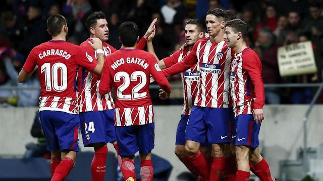 Copa Del Rey: Atletico Lolos ke 16 Besar usai Bekuk Elche 3-0