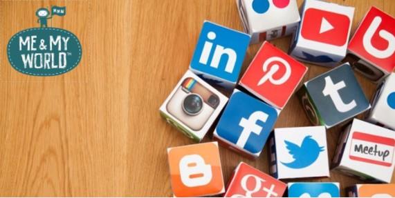perhatikan, sosmed, akun, aman, facebook, instagram, twitter, google, me&myworld