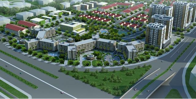 Chung cư nhà ở xã hội Ecohome 3 Đông Ngạc Bắc Cổ Nhuế