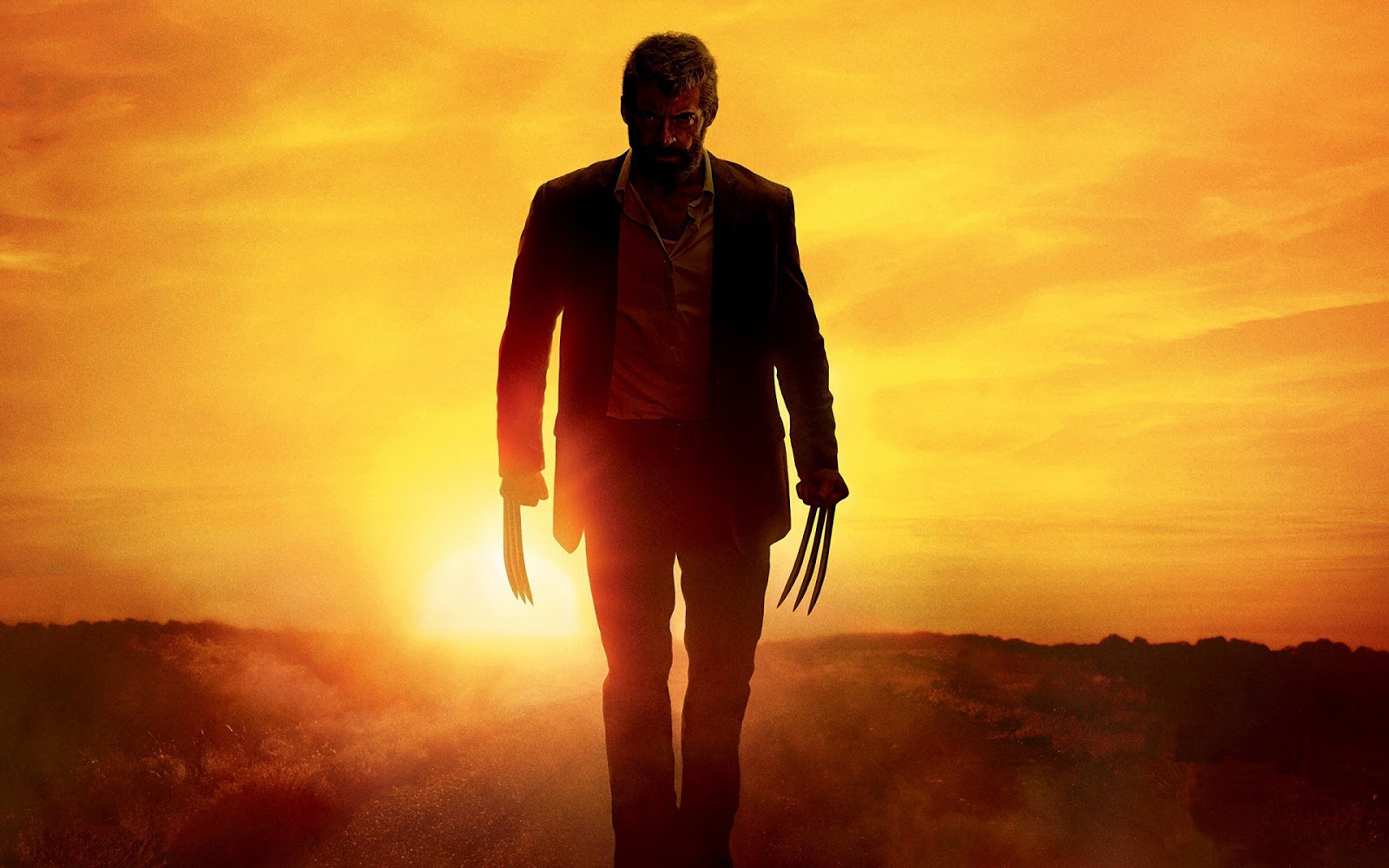Logan 2017 Kematian Wolverine Ghumi