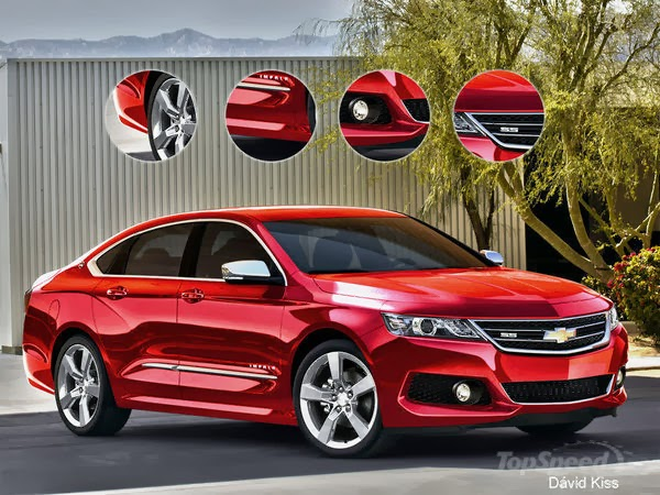 2017 Chevrolet Impala Ss Release Date