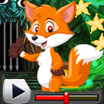G4K Cartoon Fox Rescue Game Walkthrough