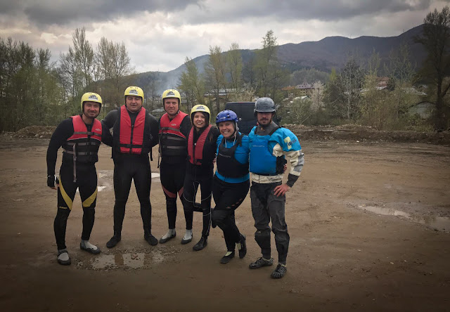 VAMPED la Campionatul National de Rafting 2017