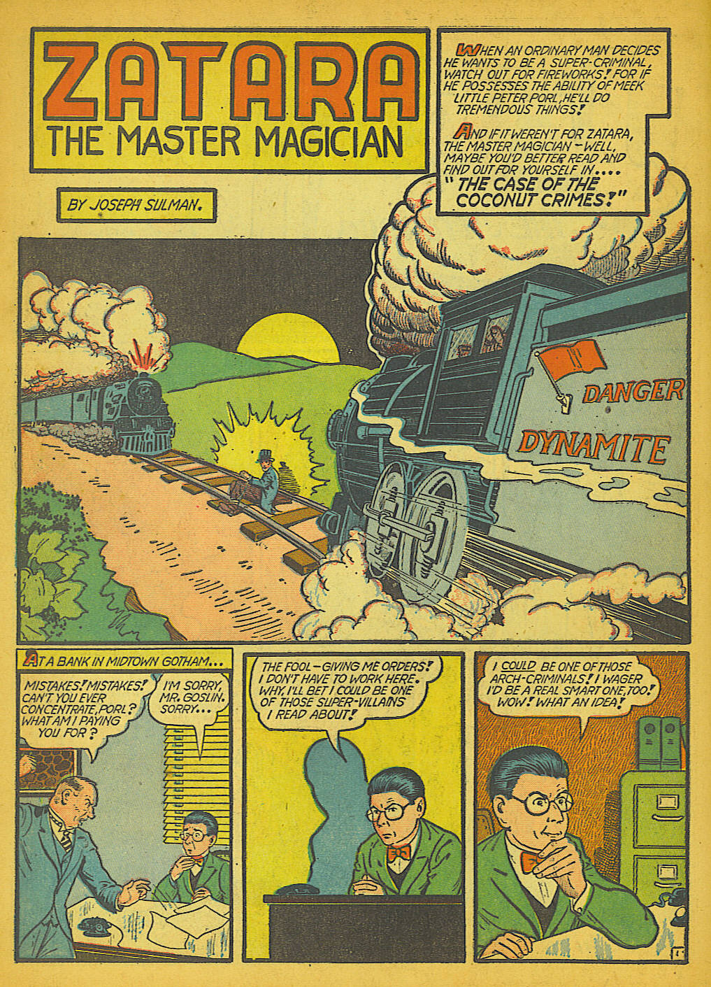 Read online Action Comics (1938) comic -  Issue #51 - 59
