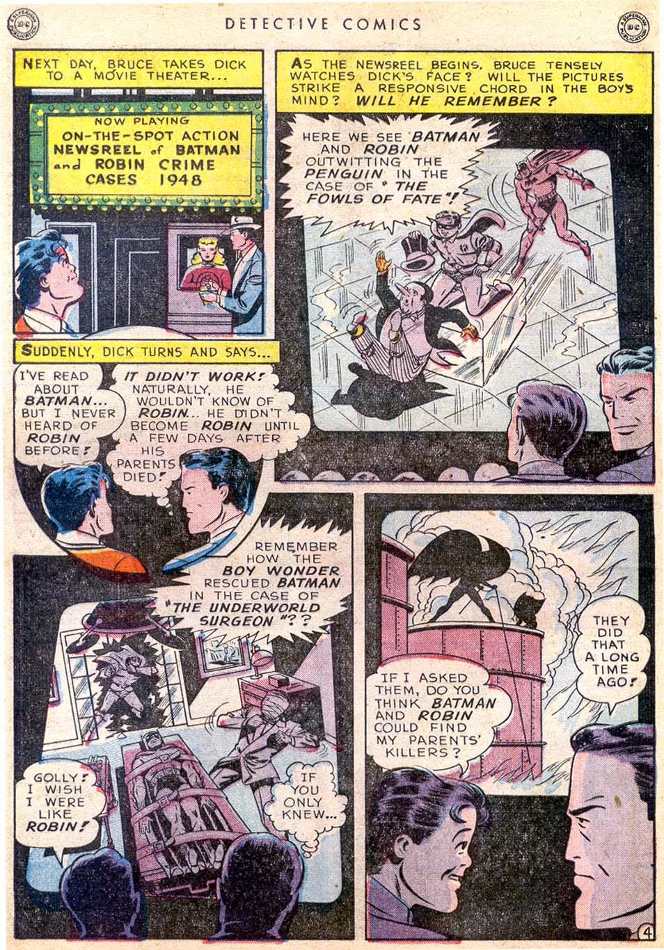 Detective Comics (1937) 145 Page 5
