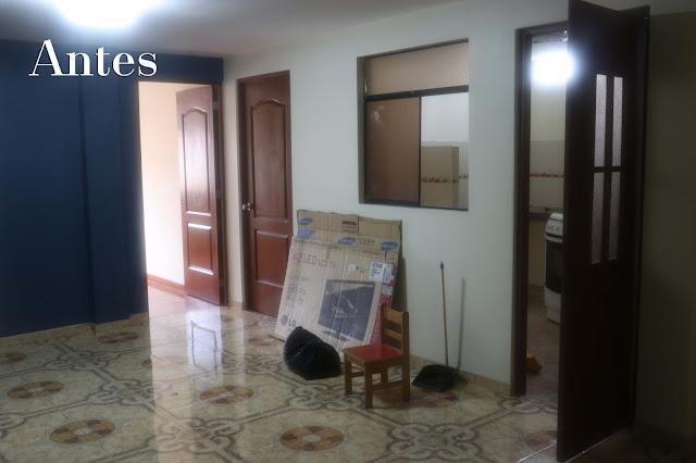 Pufmoda: remodelación de apartamento en san juan de miraflores