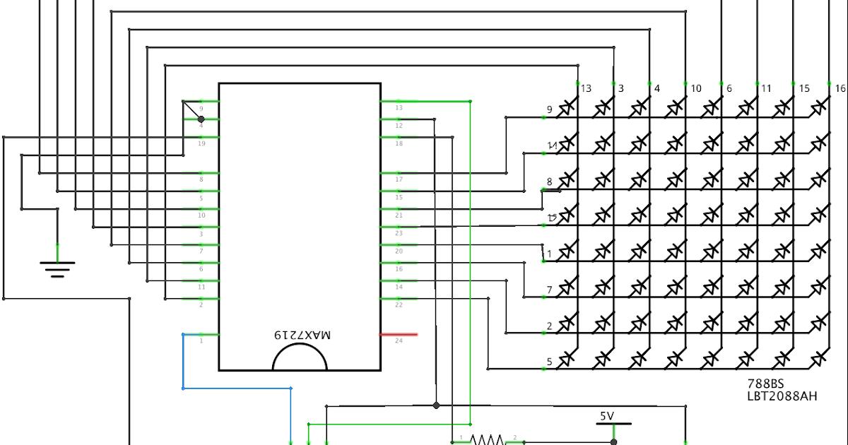 Maciej Miklas: Arduino LED Display