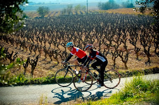 Cycling in Penedes with Montefusco Cycling