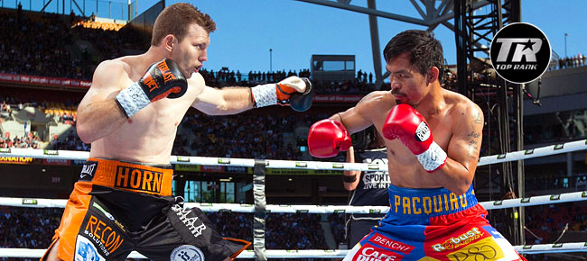 Jeff Horn Upsets Manny Pacquiao in bloody fight! (REPLAY VIDEO)