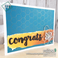 Sunshine Wishes Stampin' Up! Jay Soriano Mitosu Crafts Order Stampinup UK Online Shop 4