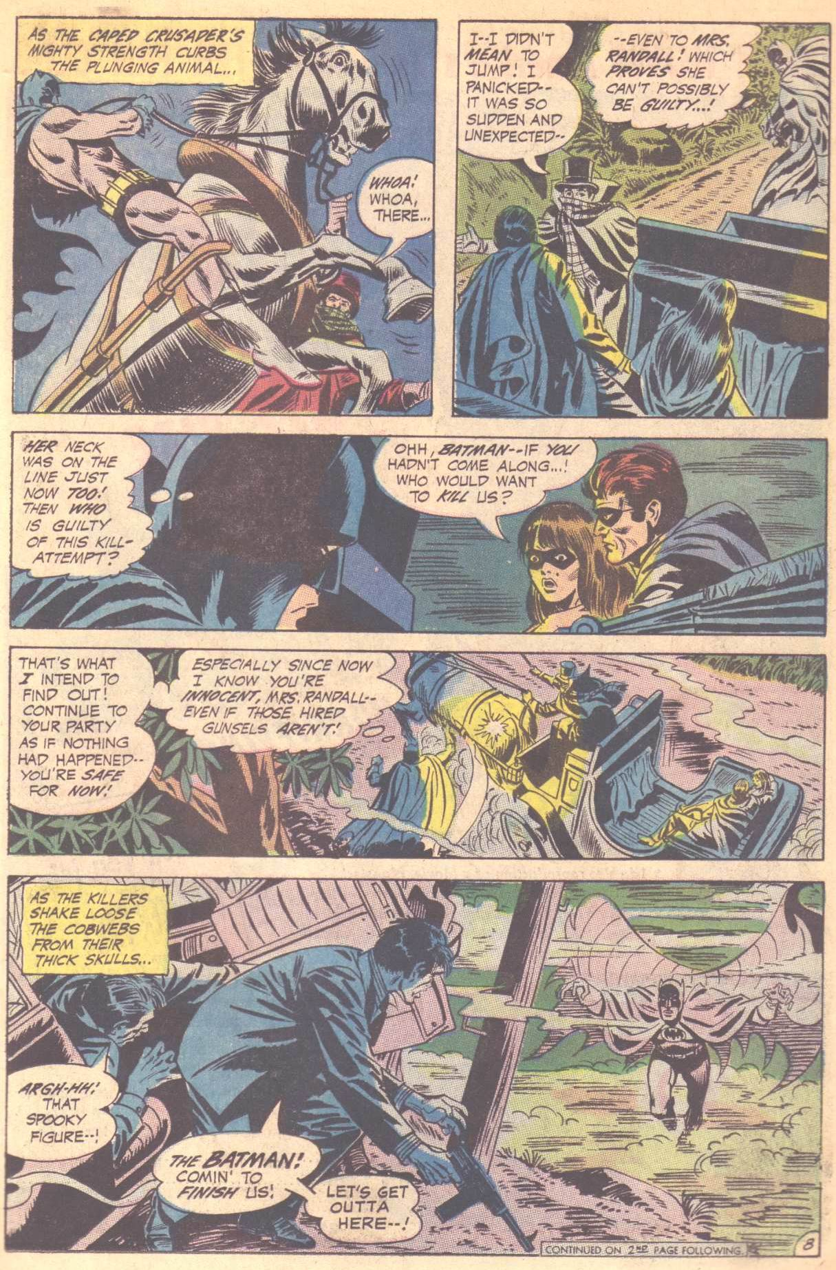 Detective Comics (1937) 403 Page 10