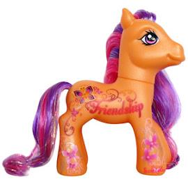 My Little Pony Scootaloo Pony Packs 25th Birthday Celebration Collector Set G3 Pony