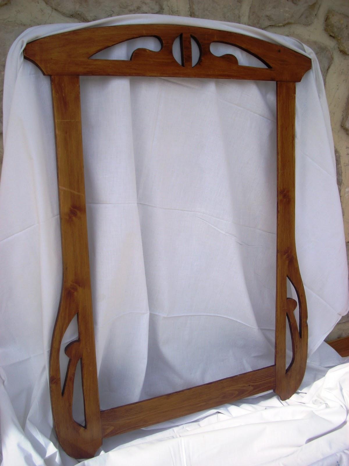 Artesan a con madera marcos y cuadros for Disenos de marcos para espejos grandes