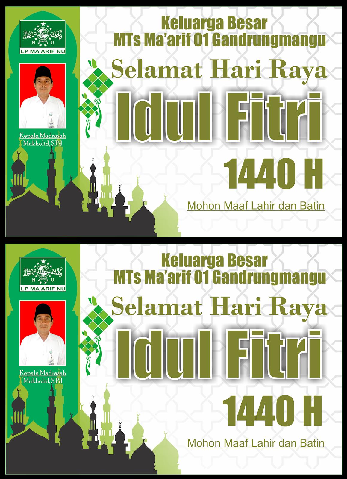 Banner Idul Fitri 2017 : banner, fitri, Spanduk, Ucapan, Fitri, Gambar, Viral