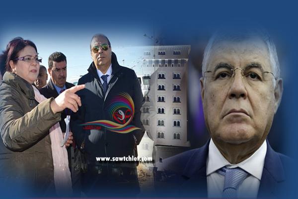 وزير الطاقة يتفقد قطاعه  بالشلف .. وهذه أهم المشاريع المبرمجة