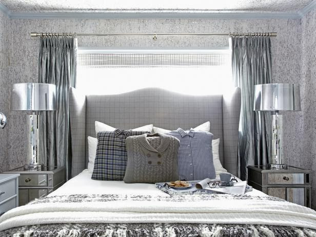 Perfect Bedroom Decorating Ideas For Winter 2014