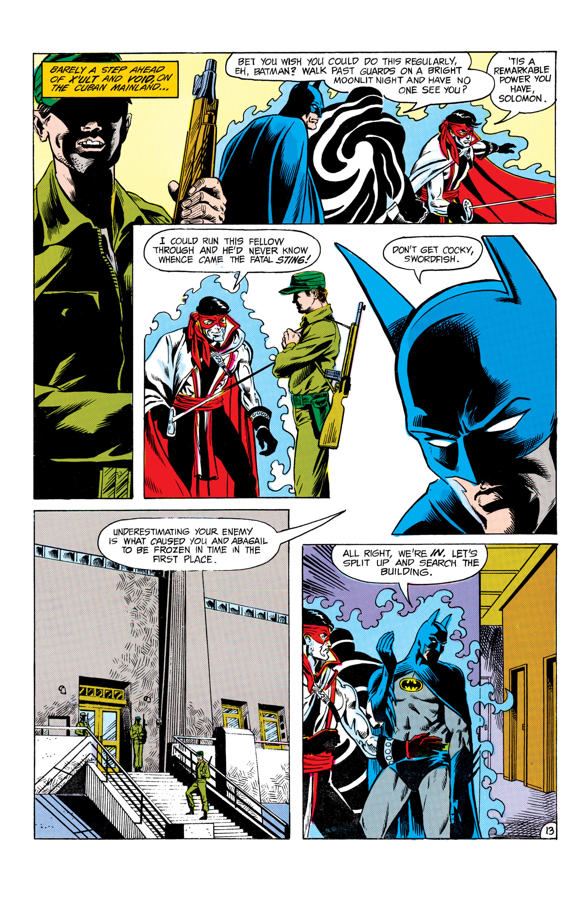 Read online World's Finest Comics comic -  Issue #306 - 14