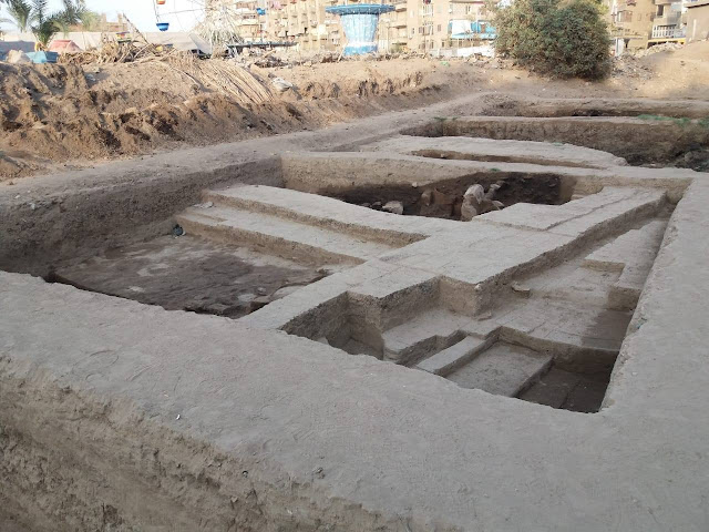 New discoveries at Matariya/Heliopolis in Egypt