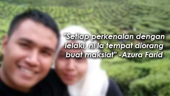 Curiga Dengan Bunyi Zip Semasa Bertelefon Dengan Suami