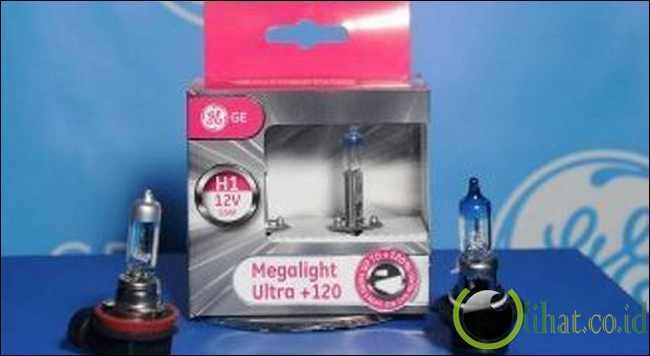 Lampu halogen