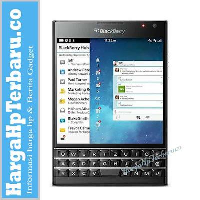 Daftar Harga Terbaru Hp BlackBerry April 2016