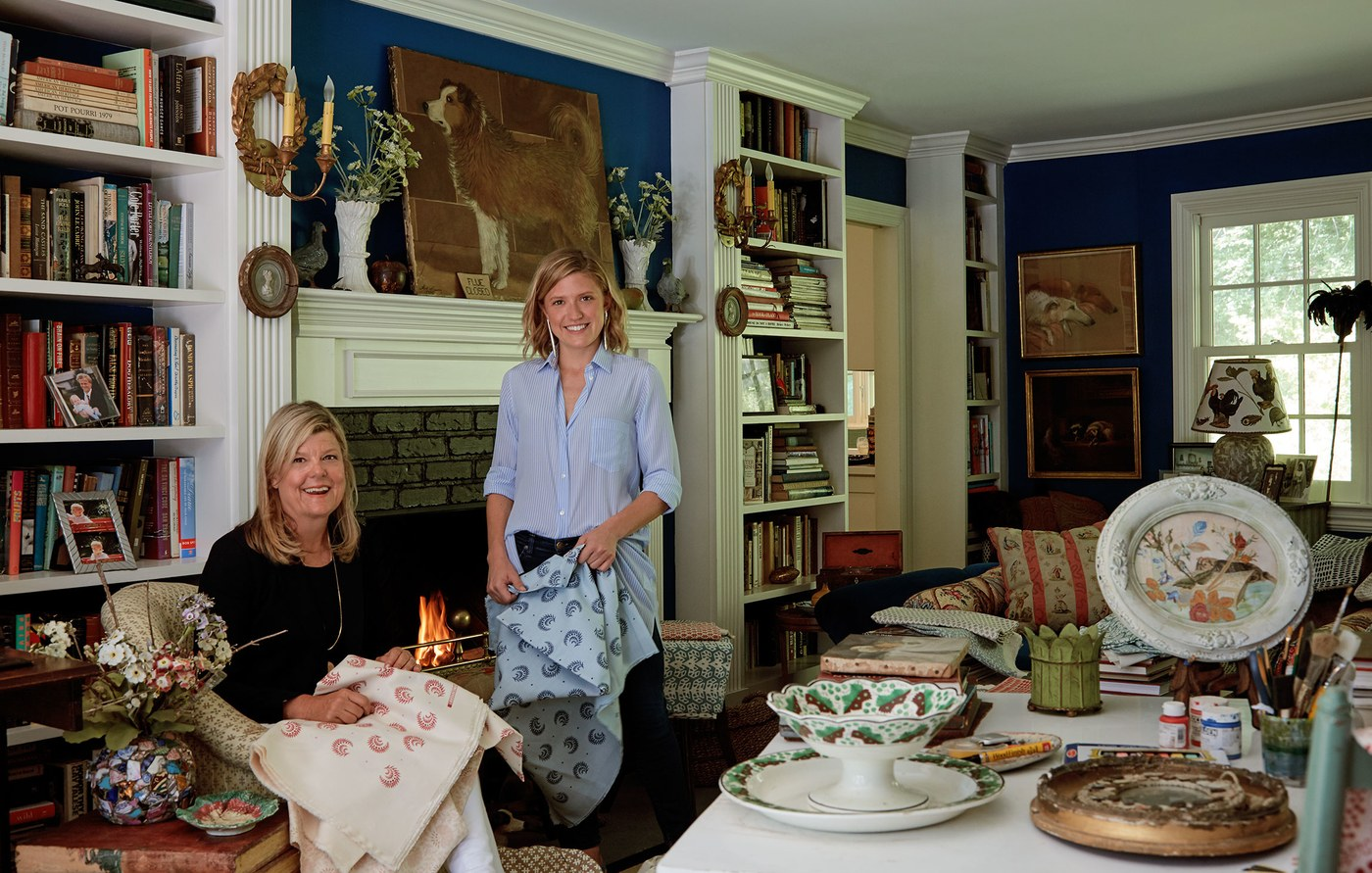Sister Parish S Enduring Style Is A Family Affair The